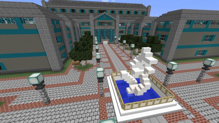 Tatsu High School Minecraft Project