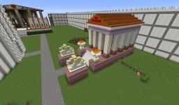 Templum Parvum Martianis Minecraft Map & Project