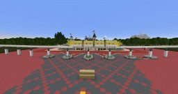 Disneyland Resort Minecarft Minecraft Map & Project