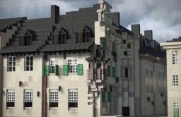 Gewandhaus, Düren, Germany Minecraft Map & Project