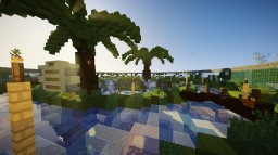 Water Gym Minecraft Map & Project