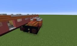 Die Fahrzeuge aus Dreitürmen Minecraft Map & Project