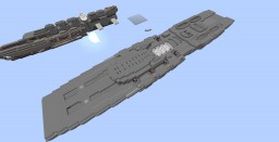 Bosphorus-Class Sky Cruiser & knuckles Minecraft Map & Project