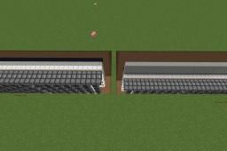 Ultimate Redstone Sand Door (30x7) Minecraft Map & Project