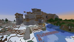 Amaria Castle V1 Minecraft Map & Project