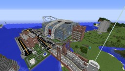 Melford City (Melford soccer stadium) Minecraft Map & Project