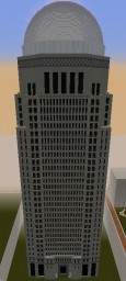 [Skyscraper] 400 West Market - Louisville, KY Minecraft
