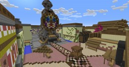 The Legend of Zelda: Majora's Mask Project Minecraft
