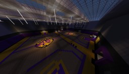 LAKERS BASKETBALL TRAINING CENTER 1.12.X Minecraft Map & Project