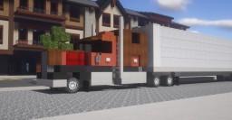 Kenworth W900 Sleeper [Download now up] Minecraft