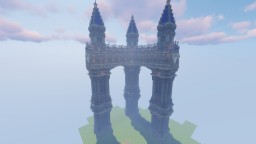 Fantacy Bridge Minecraft Map & Project