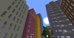 Just Another City Minecraft Map & Project