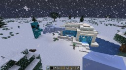 ice king homebase Minecraft Map & Project