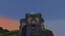 The Lord's Beacon -- a Fortress for the Weak Minecraft Map & Project