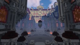 Nether PVP Arena Minecraft Map & Project