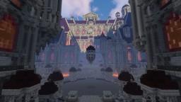 Nether PVP Arena Minecraft