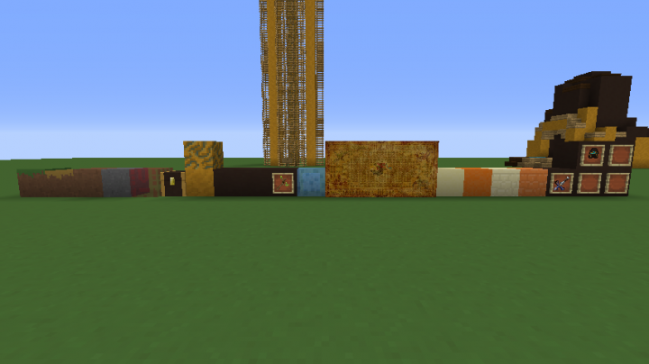 BotW Resource Pack Minecraft Texture Pack