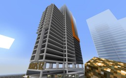 The Bays 12 Minecraft Map & Project