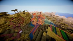 Modded Village (Downloadable) Minecraft Map & Project