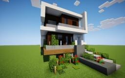 - Medium Modern House - Minecraft Map & Project