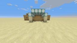 Automatic SugarCane Farm Minecraft Map & Project