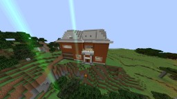 my banker and my home Minecraft Map & Project