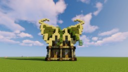 Highelf house Minecraft Map & Project