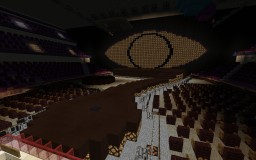 Katy Perry Witness Tour UPDATED (redstone working stage!) Minecraft Map & Project