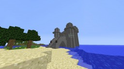 Little Crap Castle - Peque Castelo Porcaria Minecraft Map & Project