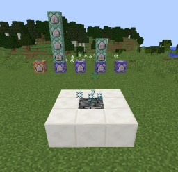 Turning Iron Into Diamonds! Command Block Tutorial. Minecraft Blog Post
