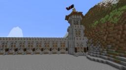 Kingdom Wall Minecraft Map & Project