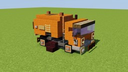 Street Sweeper Minecraft Map & Project