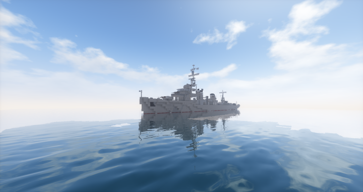 Popular Server Project : Class Kagerō || HSF Harekaze ||