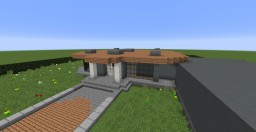 My Modern House | Took 6 Hours Minecraft Map & Project