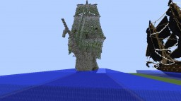 The Flying Dutchman (pirates of carabien) Minecraft Map & Project