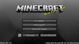 Sebas Pack Minecraft Texture Pack