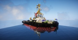 Tugboat Multratug 4 Minecraft Map & Project