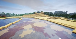 Rizières Minecraft Map & Project