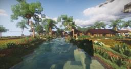 Small Vietnam Village Minecraft Map & Project