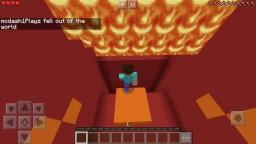 Lava Dash (Bedrock Edition) Minecraft Map & Project