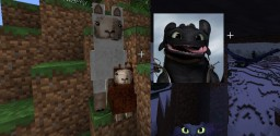 RPackMG [Animals & Mobs] 32+ Minecraft Texture Pack