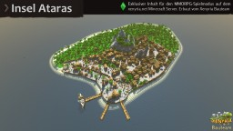 Insel Ataras | xenyria.net Minecraft Map & Project