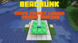 Beachunk (1.13+ datapack, spigot/bukkit) Minecraft Map & Project