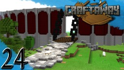 Shenanigans on the Craftaway Server! Minecraft Map & Project