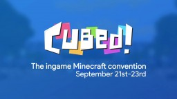 What is Cubed? - The In-Game Minecraft Convention Minecraft Blog