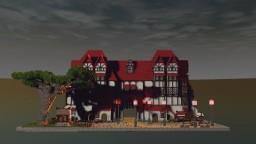 Cozy house Minecraft