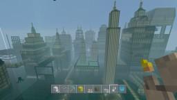 Rapture, the underwater city UPDATED Minecraft