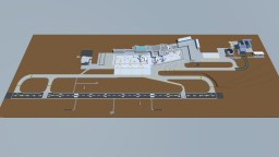 Dortmund Airport, EDLW Minecraft Map & Project