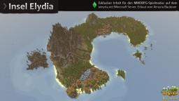 Insel Elydia | xenyria.net Minecraft Map & Project