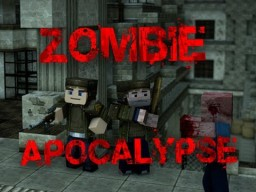Zombie Apocalypse: the fire part Minecraft Map & Project